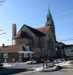 Saint John the Baptist Church, Whiting, Indiana (*hajee) Tags: church catholic johnthebaptist