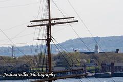 Governors Island (Joshua Eller) Tags: newyorkcity cupola brooklynbridge eastriver mast tallship governorsisland