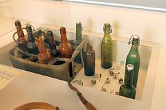Buchenwald Camp,28Apr16.04 (Pervez 183A) Tags: camp buchenwald bottles ww2