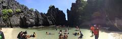 Secret Beach (Joshua D. Williamson) Tags: beach philippines elnido palawan 2016 tourc