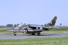 Alpha Jet JBG43 (Rob Schleiffert) Tags: luftwaffe tigermeet alphajet germanairforce cambrai jbg43