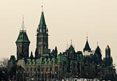 Parliament Hill of Canada, Ottawa, Ontario (DAN LAVOIE) Tags: canada architecture politics parliament