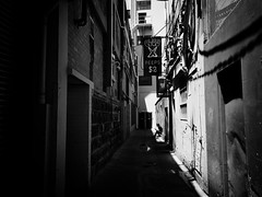 club x (Yiannis Yiasaris) Tags: city people blackandwhite monochrome streetphotography australia melbourne pancake 16mm ultrawideangle yiannisyiasaris