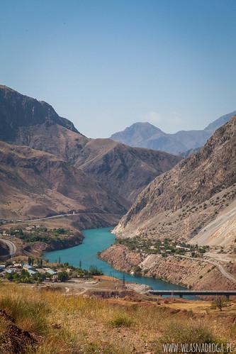 Most na rzece Naryn