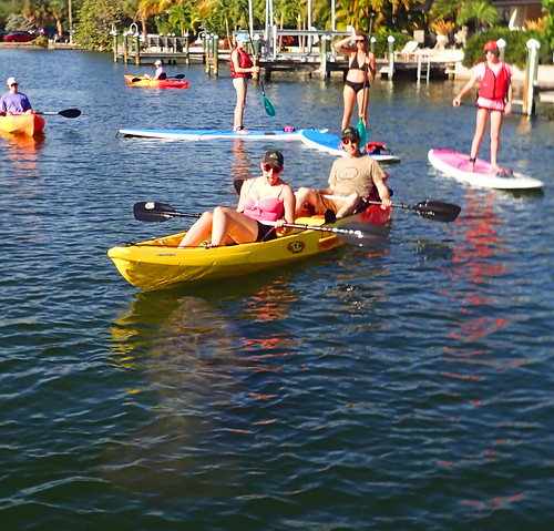 12_29_15  kayakpaddleboard tour Lido Key Florida 18