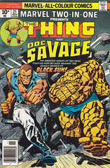 Marvel Two-In-One 21 (micky the pixel) Tags: comics comic docsavage marvel thething heft marveltwoinone ronwilson