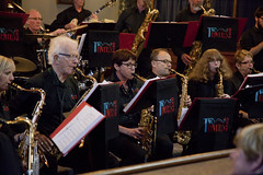 Two Rivers Concert & Swing Band Sat 110715 Concert United Reformed Saltaire