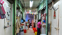 Seccin de carnes fras (b.pacheco46) Tags: people color canon de mexico rebel hall market traditions meat mercado t5 carne popular march pasillo taxco guerrero alarcn