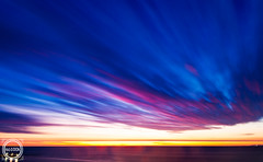 (iso100k) Tags: longexposure sunset sky seascape color beach clouds landscape purple dusk victoria beaches halfmoonbay goldenhour oceansunset bythebeach amazingcolours eveningsunsetbythebeach