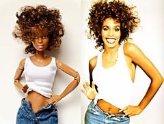 Whitney Houston (imida73) Tags: barbie houston move made whitney christie mattel