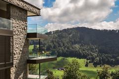 Brgenstock, Switzerland (Mariusz Marszaek) Tags: panorama mountain architecture landscape switzerland nikon swiss sigma 1020 brgenstock szwajcaria d5300