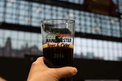 Revolutions Brewery Clash London Porter (Mike Serigrapher) Tags: london beer festival manchester clash brewery porter revolutions 2016