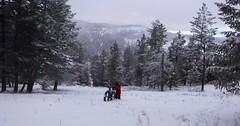 More Winter Waha'n (Doug Goodenough) Tags: bicycle bike cycle pedals spokes fatbike fat snowbike snow biking winter waha idaho 2016 16 january jan trek farley 5 scott doug sadie drg53116 drg53116p drg53116wahweekend drg531