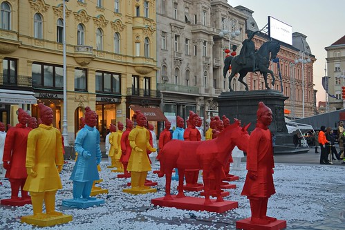 Chinese New Year in Zagreb