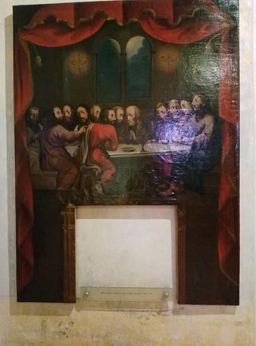 La Última Cena, Museo de Arte Sacro, Lagos de Moreno, Jal.