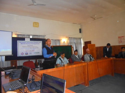 "President_NSSS_GIS and Remote Sensing Training • <a style=""font-size:0.8em;"" href=""http://www.flickr.com/photos/139646224@N06/24601243195/"" target=""_blank"">View on Flickr</a>"