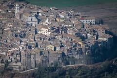 orte (brucexxit) Tags: italia air aerial volo orte viterbo tuscia bagnaia