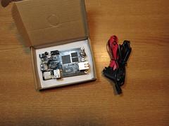 Unboxing: equipment (skostyuk) Tags: arm microcomputer allwinner cubieboard