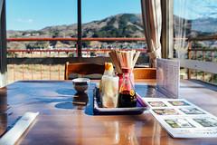 見晴らしの良い席 (otarako☺︎) Tags: 静岡 伊豆 しか刺しのある食堂