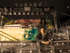 Luna Park 05 (Giulio Gigante) Tags: park street camera leica carnival urban italy game colors ghost luna lunapark festa carnevale dlux giochi abruzzo tristezza giulio francavilla allaperto eccoqua autoscontro typ109 giuliogigante giuliogigantecom