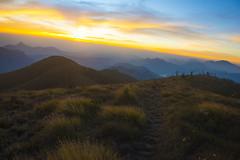 Sunset, Rhodo Valley