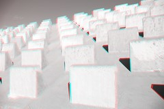 John B. Robert Dam in Albuquerque NM (CaptDanger) Tags: newmexico 3d albuquerque anaglyph redblue 3dglasses albuquerquenm 3dimensional redblue3d 3dimages 3dimage 3dphotography 3dpicture anaglyph3d breakingbad redblueglassesneeded