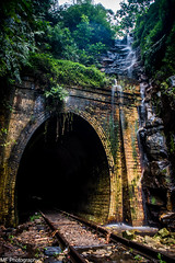 Rain and waterfalls (Mick Fletoridis) Tags: longexposure waterfall rainforest traintunnel canonlens leefilters sonyimages sonya7s