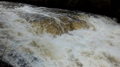 River Clyde at New Lanark (byronv2) Tags: history industry nature water rural river landscape scotland riverclyde clyde countryside waterfall video unescoworldheritagesite worldheritagesite newlanark industrialheritage clydeside clydevalley rnbclyde