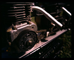 fuji-rdp-100f-01-15-16-425 (Burnt Umber) Tags: daniabeachvintagemotorcycleshow2016 chopper harley scooter southflorida sofl antique vintage chrome pipe gastank yamaha sukuki honda ducati gaucho schwinn bmw sidecar motoguzzi triumpg indian bicycle pentax67 6x7 film fujichrome provia mf mediumformat