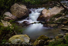 Bowyers Stream 2 (Somerslea) Tags: longexposure newzealand canterbury stack nz southisland nisi waitangiday 2016 ndfilter staveley bowyersstream nd1000 cottoncandywater newzealandday canoneos6d sharplinfallstrack canonef24105mmf3556isstm mountsomerswalkway 20160206 mareeareveleyphotography