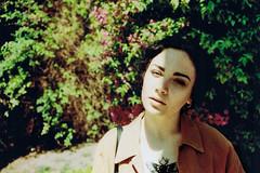 (A N D Y E L K A N A N I) Tags: portrait girl analog pale solaris ferrania