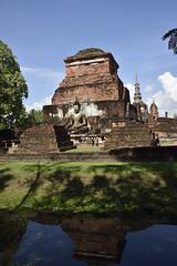 _GRL7623 (TC Yuen) Tags: architecture thailand ruins asia southeastasia buddha unesco worldheritage norththailand ancientcapital
