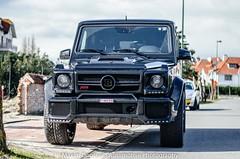 Brabus G800 (Maxim Doolaard Automotive Photography) Tags: mercedes benz belgium knokke mercedesbenz supercar amg supercars brabus heist knokkeheist g800 g65 g65amg