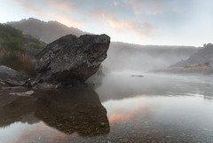 NEvis River, New Zealand