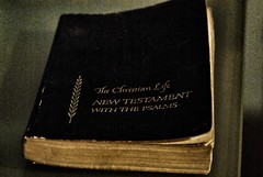 Biblical Knowledge (johnbliss1776) Tags: book study worn knowing knowledge bible biblical pentaxlife
