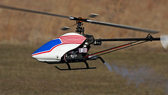 High Speed Chopper (jrussell.1916) Tags: helicopter kansas redwhiteandblue shawneemissionpark remotecontrolaircraft canon400mmf56lusm airplanesinflight