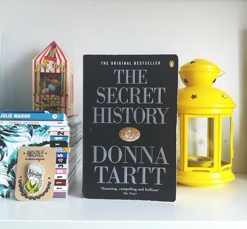 Donna Tartt book fan photo