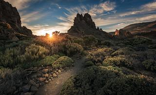 Tenerife - Canadas del Teide