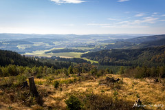 Balver Wald 2 (*strider*) Tags: oktober herbst wald kyrill kreis nordhelle garbeck sauerlnder balve fernsicht aussichtsplattform mrkischer waldroute balver