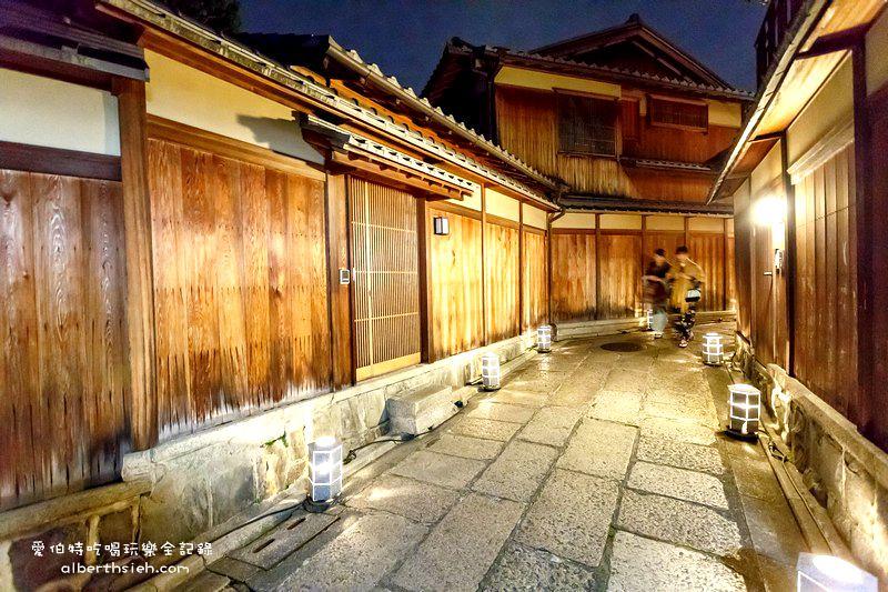日本京都花燈路