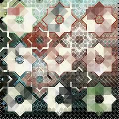 Testing: HM Bintang (Star)02 (METAHINGAQ) Tags: geometric pattern random flash arabesque actionscript generativeart generativearts codedart