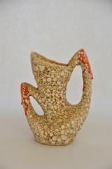 pumice vase (dekker@dekker) Tags: france lava ceramics fat vase ceramique pumice vaas keramiek vallauris