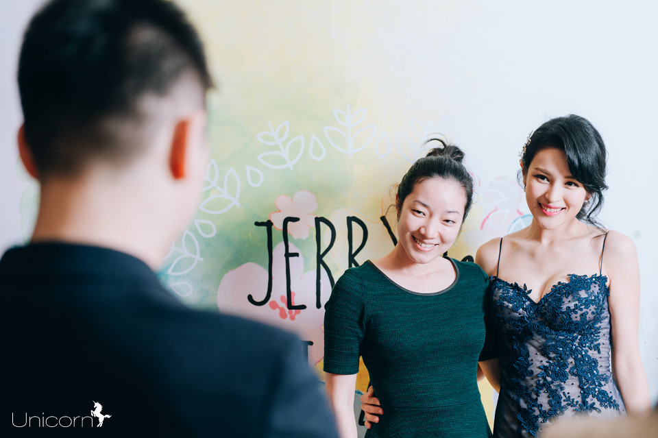 《婚攝》Jerry & Lizzie / 美麗華華漾飯店