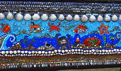 Brixham Mosaic! ('cosmicgirl1960' NEW CANON CAMERA) Tags: birds devon seabirds brixham yabbadabbadoo