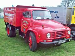 131 Bedford TJ Ballast Tipper (1963) (robertknight16) Tags: truck bedford tipper lorry british 1960s tj weston ballast 813lbm