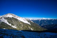 -1 (billlushana1) Tags: sunset mountain snow rock canon landscape nationalpark outdoor sony hill taiwan national peaks  taroko hualien  tarokonationalpark hehuanshan ef1740mmf4lusm  14 100peaksoftaiwan taiwantop100peaks sonya7r