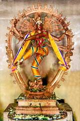 India - Tamil Nadu - Thanjavur - Brihadeshvara Temple - Nataraja (The Dancing Shiva) - 355b (asienman) Tags: india statue thanjavur nataraja tamilnadu brihadeshvaratemple asienmanphotography