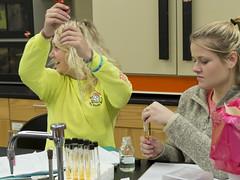 DAVE8524 (David J. Thomas) Tags: water lab arkansas biology microbiology batesville lyoncollege