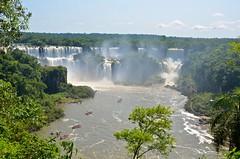 Iguazu Falls - Brazil (Necessary Indulgences) Tags: iguaufalls iguassufalls iguazfalls iguanafalls