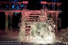 Ice Art - Princess